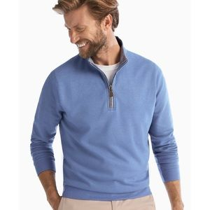 Johnnie-O Sully 1/4 Zip Pullover Sweater